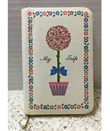 "Vintage ""MY TRIP"" Purse/Pocket Size Travel Journal Travel by Ship Journa... - $8.50"