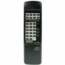 Onkyo RC-289C Factory Original CD Player Remote DXC120, DXC22, DXC220, DXC320 - $12.69