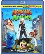 Monsters vs. Aliens [Blu-ray] - $2.95