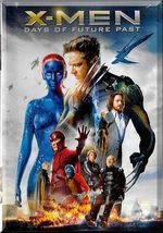DVD - X-Men: Days Of Future Past (2014) *Jennifer Lawrence / Ellen Page* - $5.00