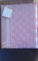 Baby First Year Pink Baby Girl 1st Impressions Baby Memory Book Unused  - $21.49