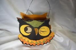 Bethany Lowe Sassy Owl  Halloween Bucket image 2