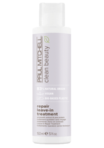 John Paul Mitchell Systems Clean Beauty Repair Leave-In Treatment, 5.1oz