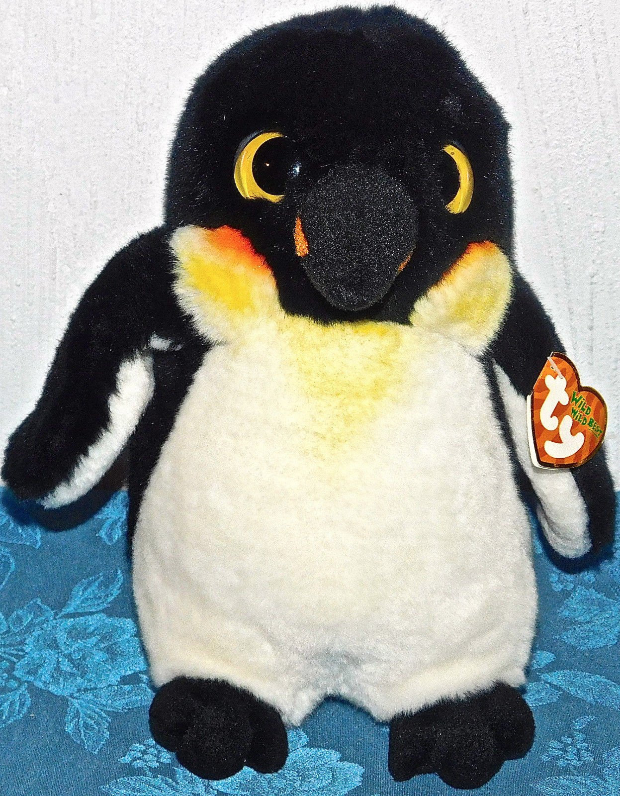 Ty Icicles Wild Wild West Penguin 2011 B EAN and 50 similar items c4f4e1791372