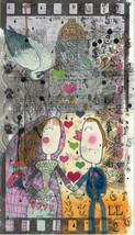 Wedding. Illustration. Print. Poster. Gift. Art... - $80.00
