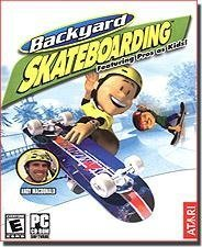 Backyard Skateboarding / Game [video game]