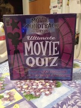 Ultimate Movie Quiz Movie Soundtrack Category on CD Game 1,900 Questions... - $17.99