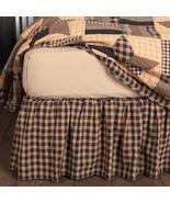 Bingham Star Bed skirts Dust ruffles Twin Queen King Primitive  - $56.00+