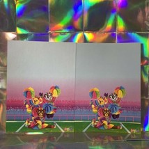 Vintage Lisa Frank Cheer Bears Stationery  2 sheets KOALA PANDA BEAR image 1