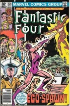Fantastic Four Comic Book #228 Marvel Comics 1981 FINE+ - $2.99