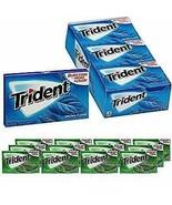 Trident Gum Kit: Original (168 Count) & Spearmint (168 Count) Flavor - Bundle - $34.99