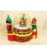Christmas Around the World Musical Music Globe - $39.58