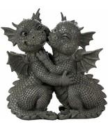 Pacific Giftware Garden Dragon Loving Couple Garden Decoration Sculpture... - $39.59