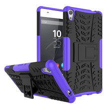 Shockproof Kickstand Protective Cover Case For Sony Xperia XA Ultra - Pu... - $4.99