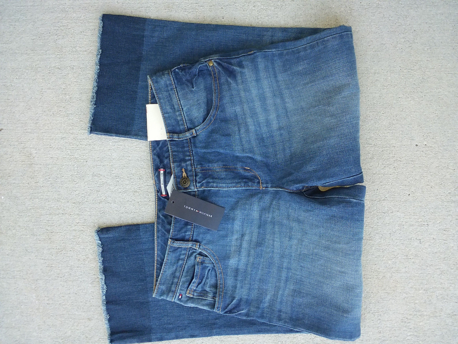 Primary image for Tommy Hilfiger Girl's Below the Waist Jeans, 16