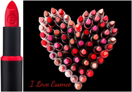 NEW ESSENCE Long Lasting Lipstick MATTE Lips CARE will remain soft & juicy - $7.49