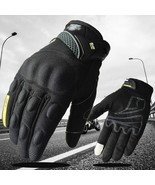 Motorcycle Gloves Windproof Polyester Protective Screen Touch Dh Guantes... - $25.39+