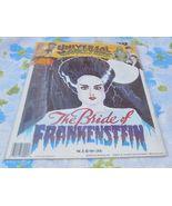 NIP 1992 Joy Universal Studios Monsters Bride of Frankenstein Iron-On Tr... - $11.69
