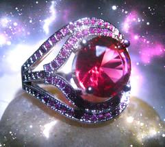 Free W $99 Haunted Ring Solomon Love Attracting Healing Djinn Magick Vessel - $0.00