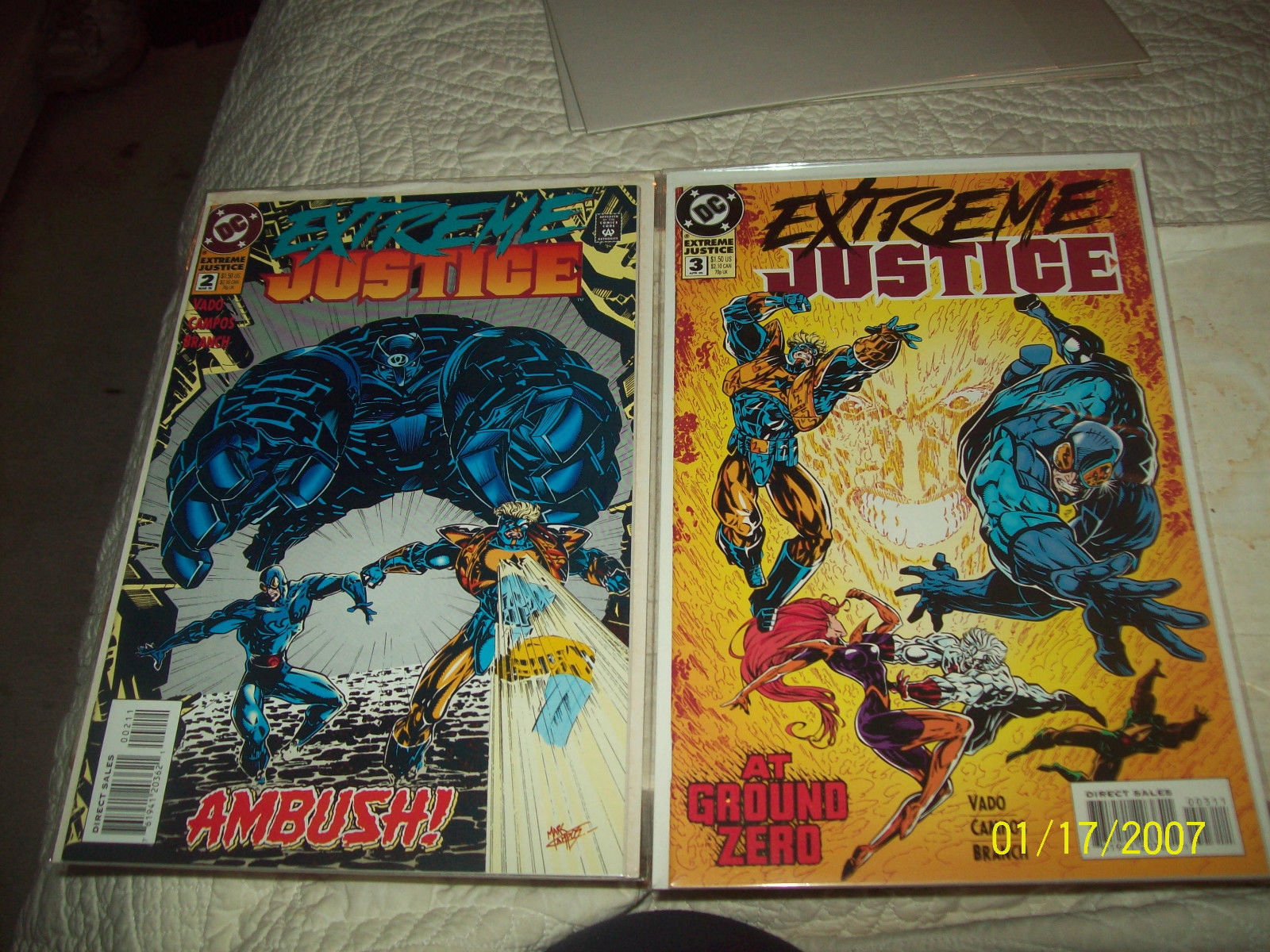 EXTREME JUSTICE#0, 1, 2, 3, 4, 5, 6, 7, 8,