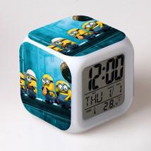 Despicable Minion #09 Led Alarm Clock Figures LED Alarm Clock - $25.00