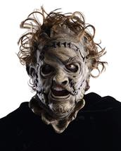 Texas Chainsaw Massacre 3D Leatherface Adult 3/4 Mask - $51.16 CAD