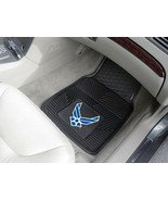 US Air Force Car Mats 4 Piece Front & Rear Heavy Duty Vinyl - $58.90