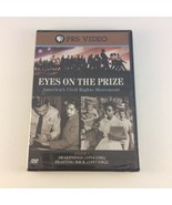 Eyes On The Prize: America's Civil Rights Movement Volume 1 DVD PBS Vide... - $23.75