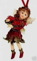 "Boyds Faeriessence ""Noel Faeriettia.. Glad Tidings"" Ornament- #25815 - New - $23.99"