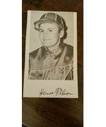 HERVE FILION SIGNED PHOTO HARNESS RACING HALL OF FAME HOF FIRST TO 4000 ... - $34.99