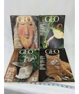 GEO Magazine 1983 March April May July - $14.95