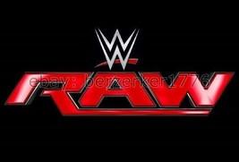 WWE World Wrestling Entertainment Monday Night Raw 3'x5' flag banner- WCW, WWF - $25.00