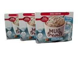 Betty Crocker Mug Treats Rainbow Chip Cake w/ Frosting, Microwave Snack,... - $12.84