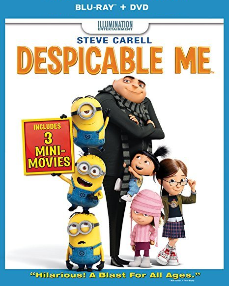 Despicable Me [Blu-ray+DVD]