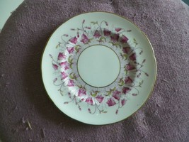 Coalport Harebell cream soup saucer 1 available - $3.12