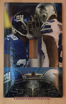 NY Giants VS Dallas Cowboys Light Switch Outlet Wall Cover Plate home decor image 1