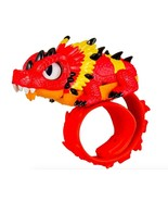 Little Live Pets LIZZAGON Wraptiles NEW Light Up Eyes Over 25 Sounds & Reactions - $19.94