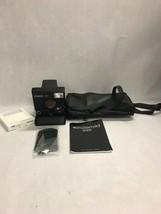 Polaroid SLR 690 Instant Film Camera carrying case strap  film Vintage - $692.99