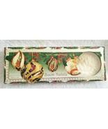 Saponificio Artigianale Fiorentino Luxury Soaps 3 Bars Made In Italy BUO... - $18.00