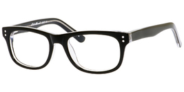 Eddie Bauer EB8327 Eyeglasses in Black/Crystal - $65.95