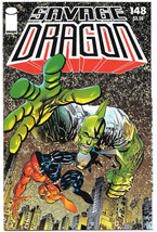 Savage Dragon #148 NM- 2009 Image Comics Larsen Spawn Witchblade Invincible - $3.85
