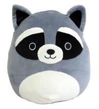 "Squishmallow Kellytoy 8"" Raccoon Super Soft Squishy Plush Toy Pillow Pet - $19.79"