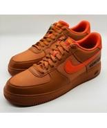 NEW Nike Air Force 1 Low GORE-TEX Desert Team Orange CK2630-800 Men's Si... - $148.49