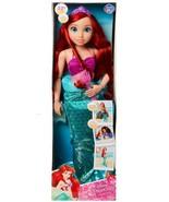 """NEW SEALED HUGE Disney Princess 32"""" Playdate Ariel Doll Target Exclusive - $139.89"""