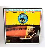 Count Basie  The World of Count Basie the Most Powerful Force in Jazz EUC - £13.94 GBP