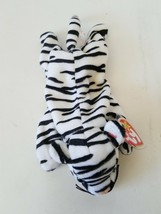 Ty Beanie Baby Blizzard The Tiger Cat - $7.75
