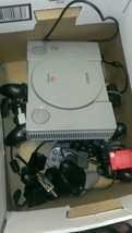 Sony PlayStation 1 Gray Console (SCPH-7501) - $29.70