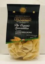 Orogiallo pasta Organic Conchiglioni  - 12 pieces x 16oz (454gr) - $49.49