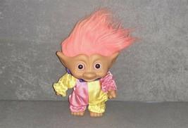 """Ace Novelty Troll Doll: 7"""" Jester? - $13.00"""
