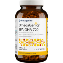 Metagenics OmegaGenics EPA-DHA 720 Lemon  - $57.00+